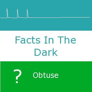 Facts-Obtuse